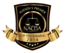 NACDA Top 10 Lawyers